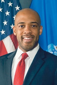 Headshot of Lt. Gov. Mandela Barnes