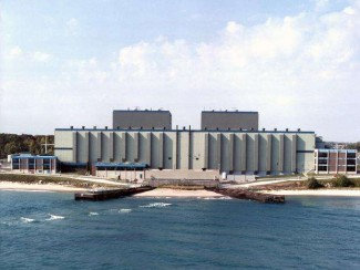Point Beach nuclear power plant