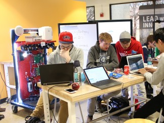 Students Energy hackathon